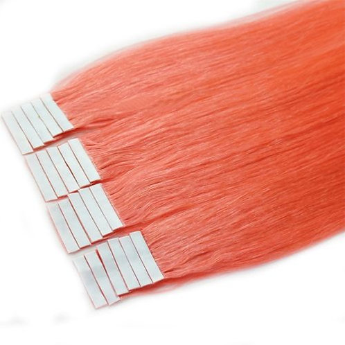 20pc Pink Tape-In Extensions