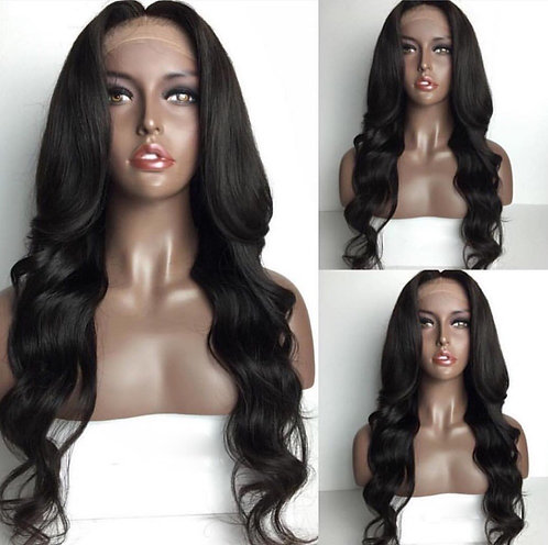 9A 20inch Mink Full Lace Body Wave Wig