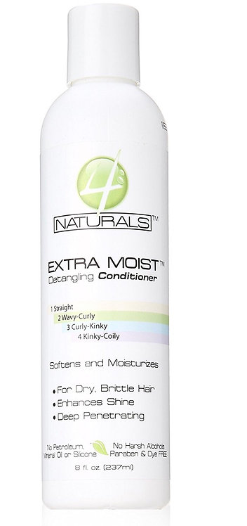 4 Naturals Conditioner Natural and Hair Ext