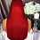 Thumbnail: 9A 22 inch 1B Firecracker Straight Lace Front Wig