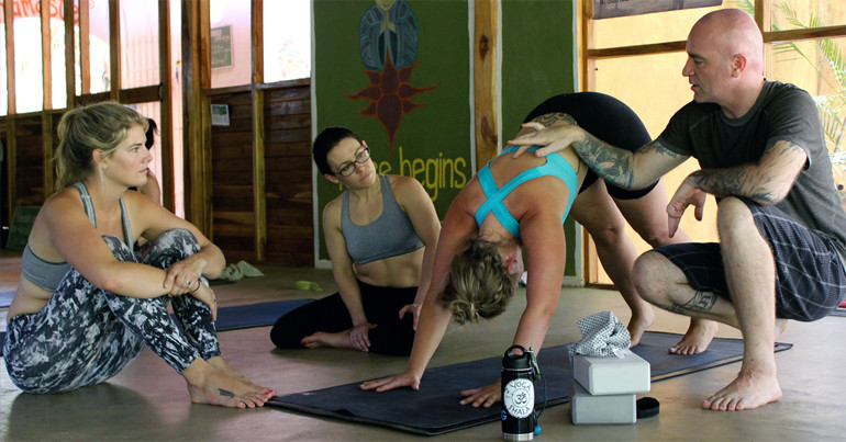 5 Good Reasons to Experience Yoga Peace Retreat