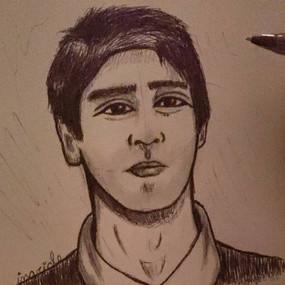 Portrait of Nico