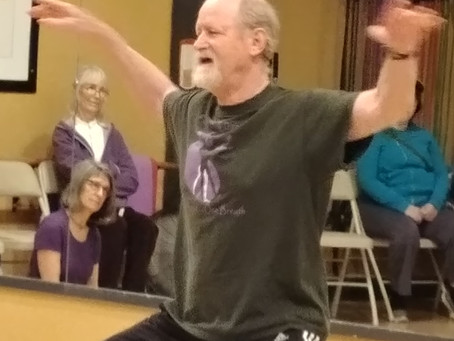 World Tai Chi Qigong Day 2018!!!