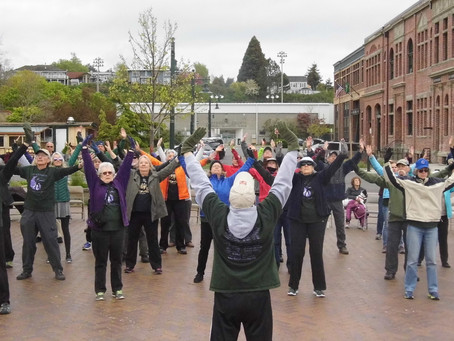 Please Join Us For World Tai Chi and Qigong Day!!!