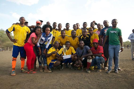 Great Limpopo PArk Champions, Mozambique