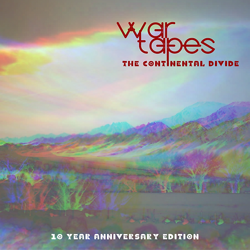 WAR TAPES limited edition VINYL