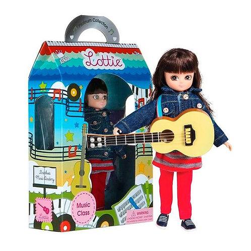 MUSIC CLASS- Lottie Doll