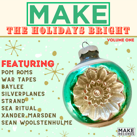 MAKE The Holidays Bright, Vol 1