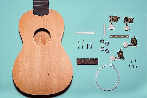 DIY Soprano Ukulele Kit