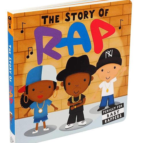 The Story of Rap Board book
