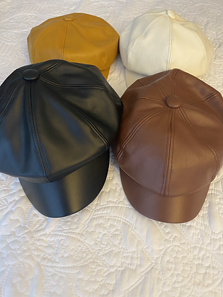 Leather Hat II