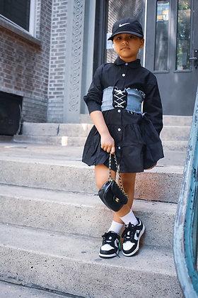 Alice Dress (BLACK)