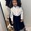 Thumbnail: Velvet Skirt