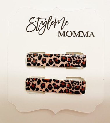 Leopard Clips