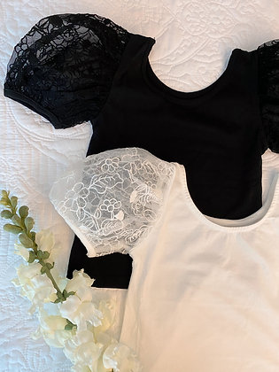Floral Puff Shirt