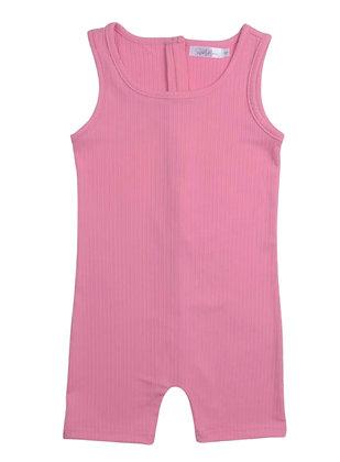 Jia Romper - Pink