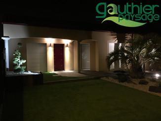 Eclairage de jardin