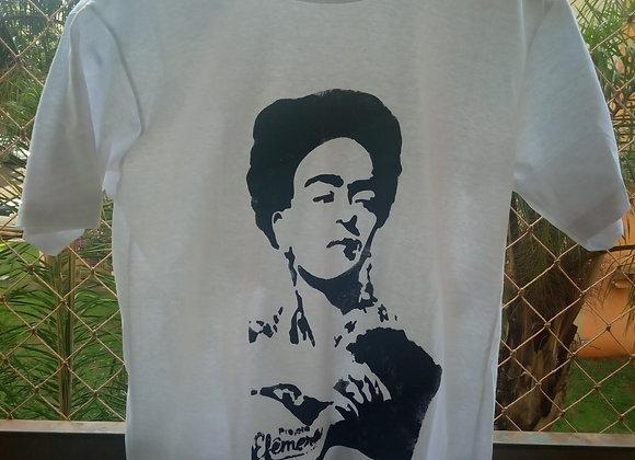 Camiseta Frida Kahlo PB