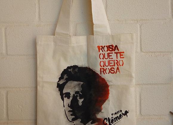 Ecobag Rosa Luxemburgo
