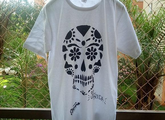 Camiseta Caveira PB