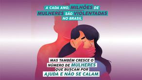 A importância do apoio psicológico para mulheres vítimas de violência doméstica
