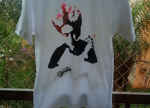 Camiseta Frida Kahlo Cores
