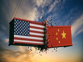 中美貿易越來越緊張,兩個毫不留手❗️❗️