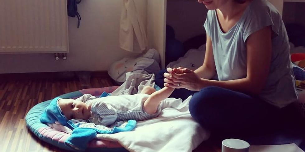 Baby masáže