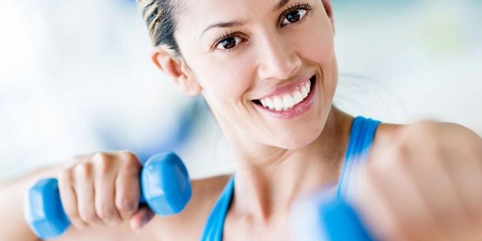 online BODY FIT workout štvrtky 18:00