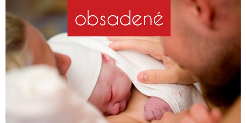 Partner pri pôrode, polohy a dýchanie