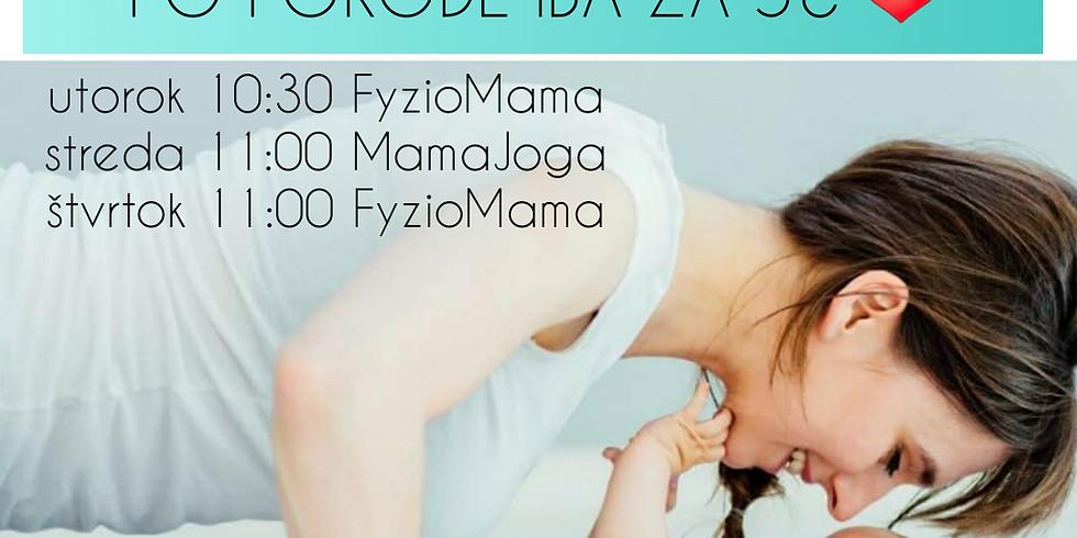 Cvičenia pre maminy po pôrode iba za 5€! (1)