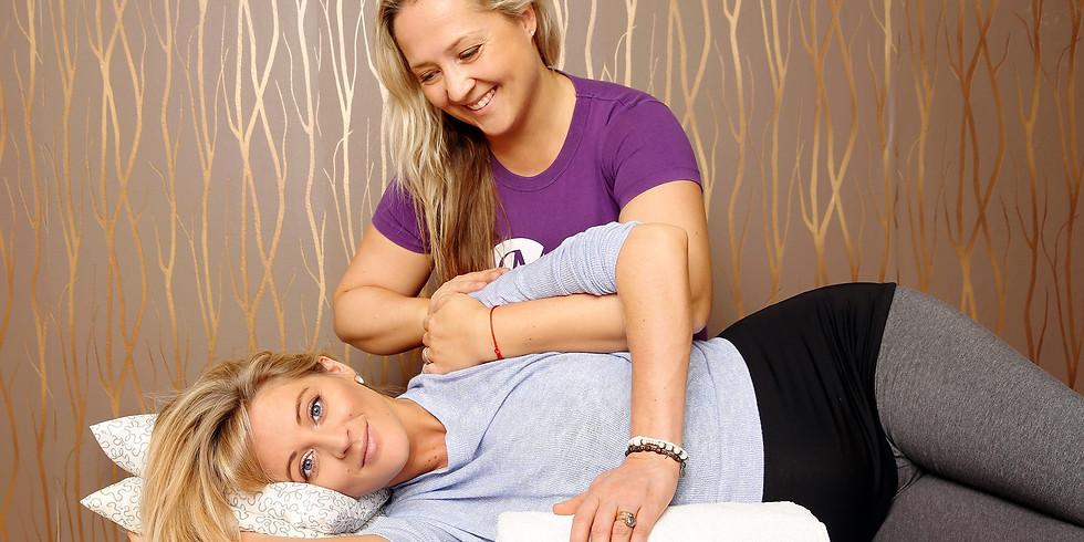 Prevencia diastázy, pohybové stereotypy počas tehotenstva