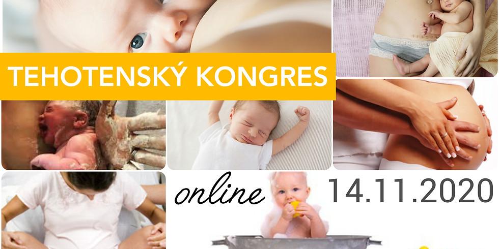 TEHOTENSKÝ KONGRES - online - príprava na pôrod počas soboty