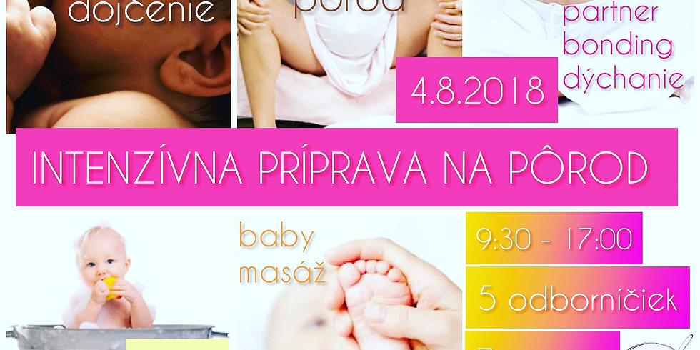 Pripravíme vás na pôrod  - celodenná akcia 4.8.2018 (1)