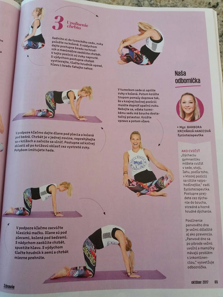 dianka zdravie joga2