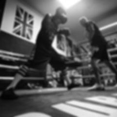 glenn holmes boxing personal training mittwork travis barker blink 182 boxnburn