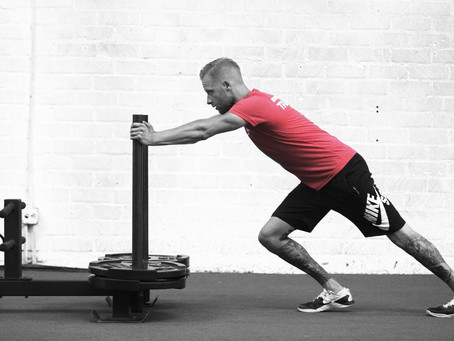 Benefits of Sled Training