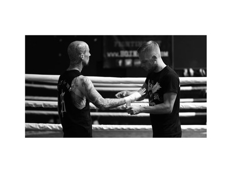 Boxing For Fitness: Hand Wrapping
