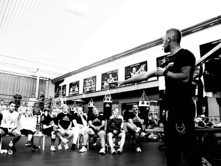 Box 'N Burn Academy | Sheffield, UK