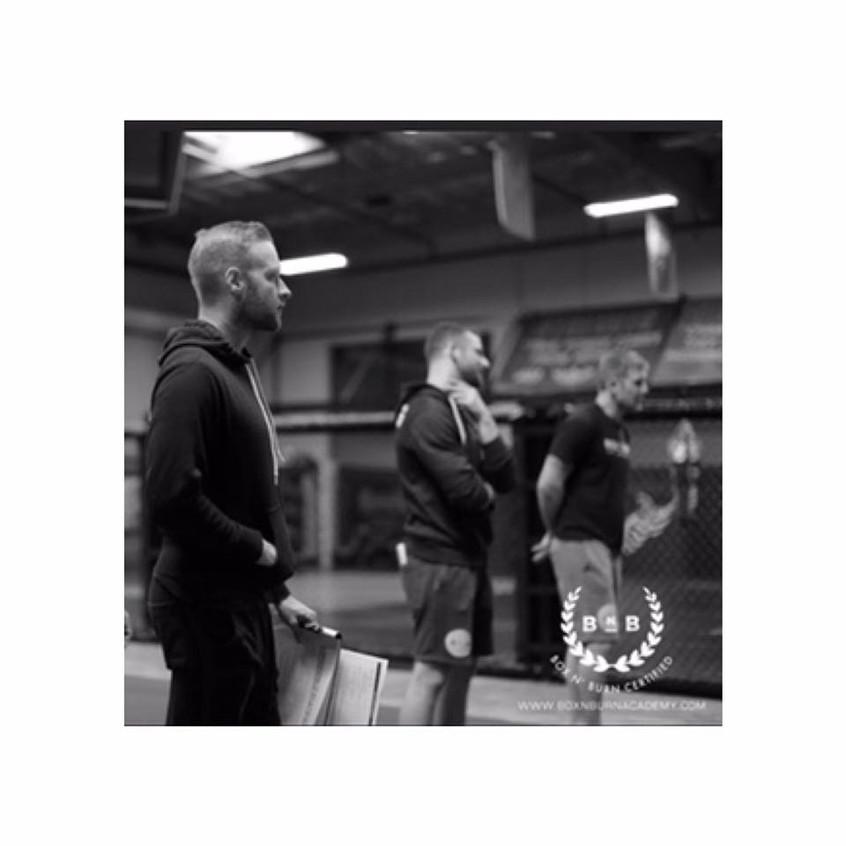 glenn holmes box n burn academy boxing