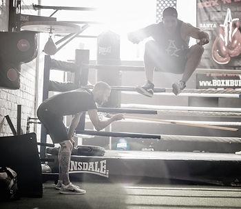 glenn holmes boxing boxnburn fitness santa monica personal trainer reebok lonsdale everlast