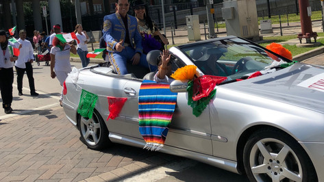 2018 Cinco de Mayo Parade