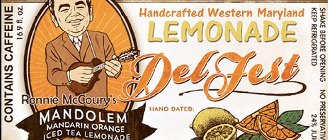 Western Maryland Lemonade- Ronnie's Mandolem
