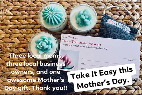 """""""Take It Easy"""" Mother's Day gift"""