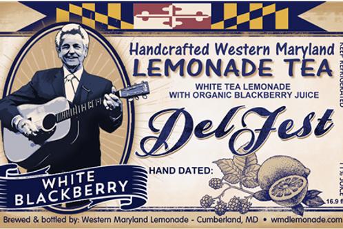 Western Maryland Lemonade- Del's White Blackberry