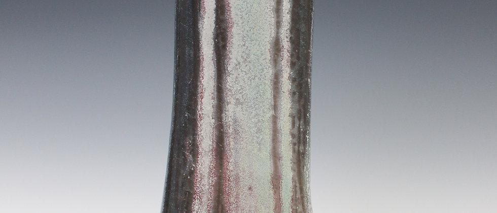 Large Flat Vase