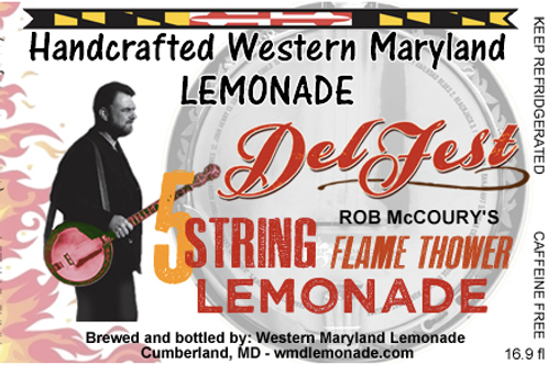 Western Maryland Lemonade- Rob's 5 String