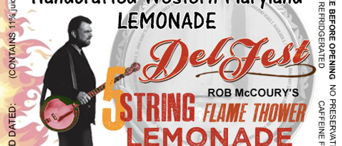 Western Maryland Lemonade- Rob's 5 String