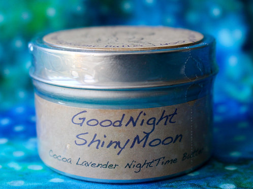 Good Night Shiny Moon