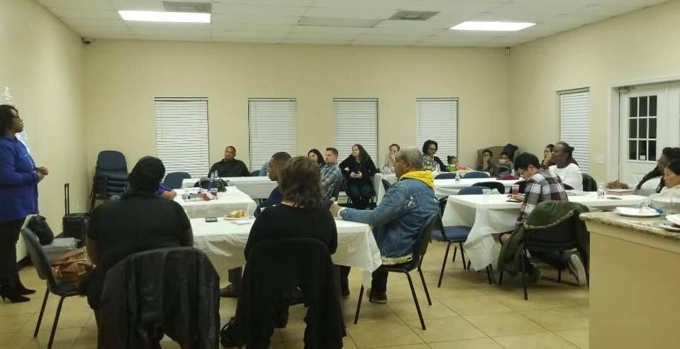 Community Clubhouse Gathering